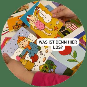 Spachkontakt Kids teaching German